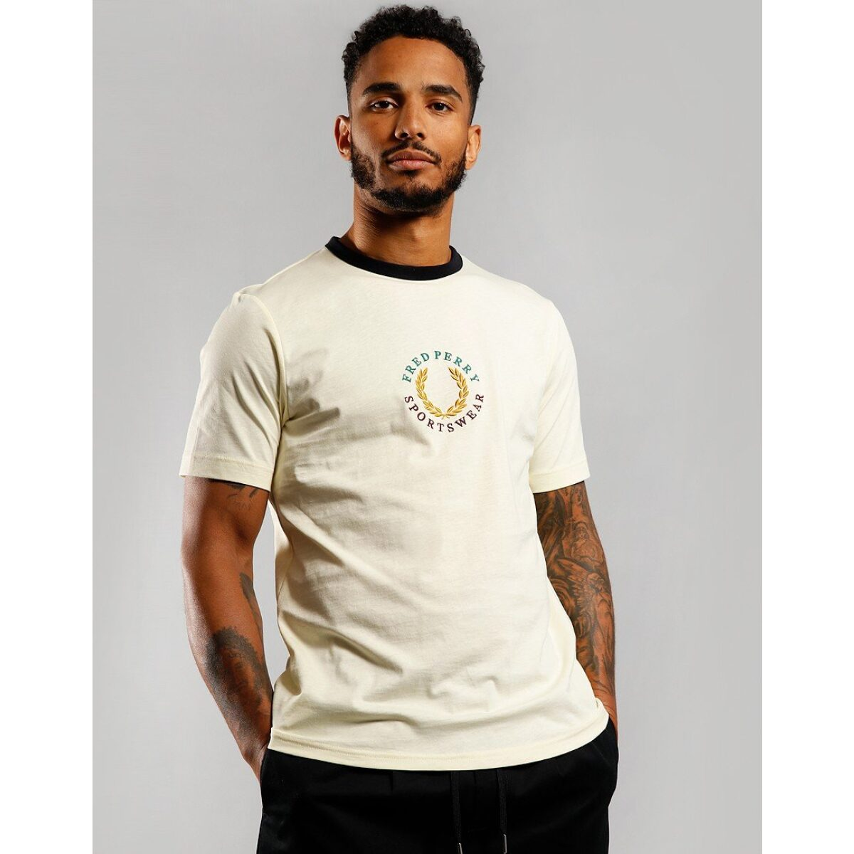 fred perry branded tshirt butter icing 1 870x1110 1