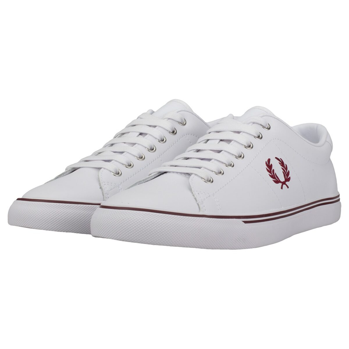 fred perry underspin b9092 183 white 9