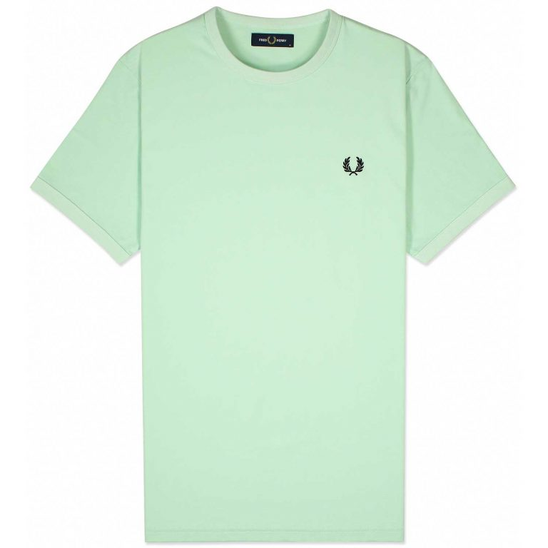 fred perry ringer t shirt 00156421 tm