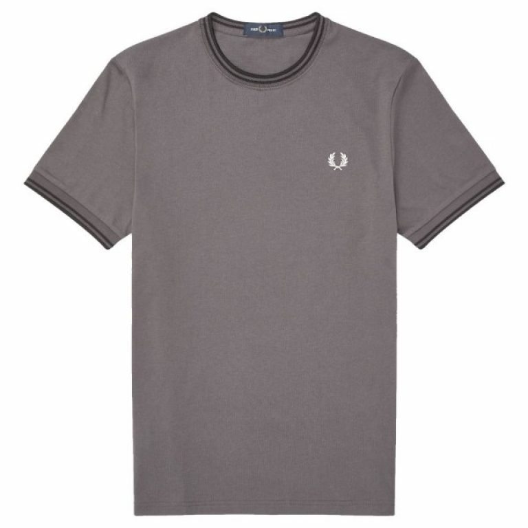 fred perry twin tipped t shirt m1588 g85